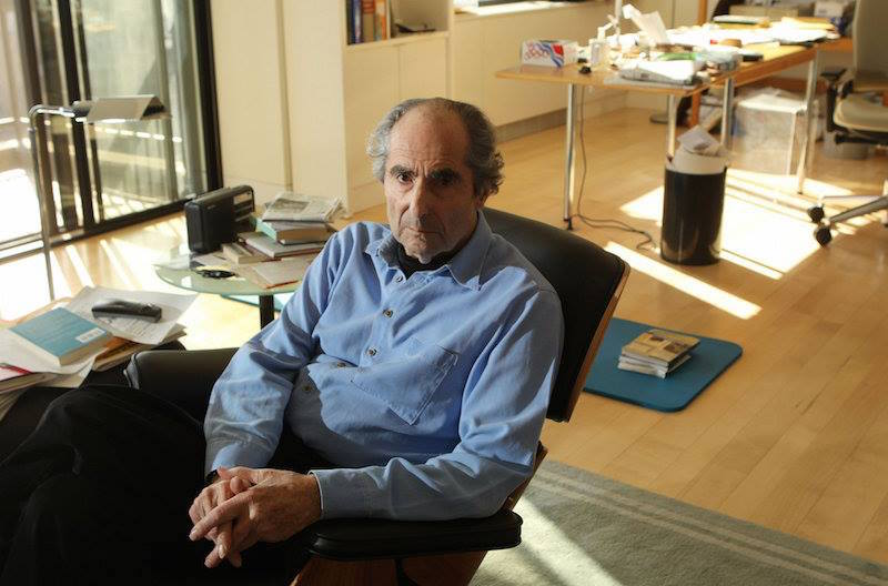 foto do philip roth