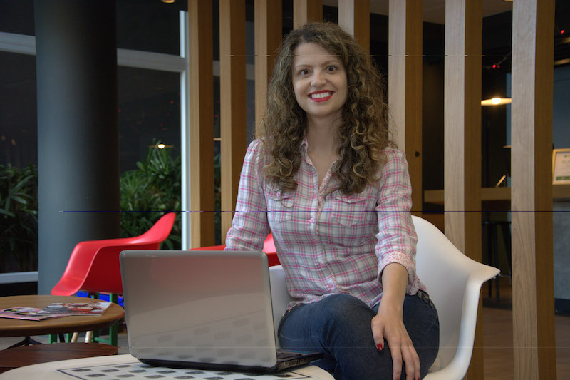 a força do marketing digital - foto da Lizandra Telles